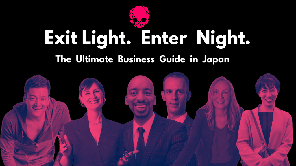 the ultimate business guide in Japan
